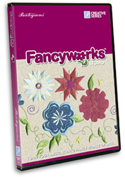 Fancyworks Studio embroidery design Collection
