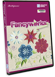 Fancyworks Studio Plus embroidery design Collection