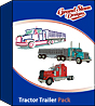 Tractor Trailer Package (R) Collection
