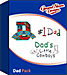 Dad Package embroidery design pack