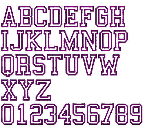 Fireside threads home format fonts