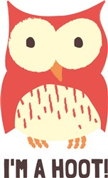 Hoot Owl print art design
