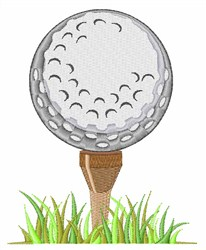 Concord Collections Embroidery Design Golf Ball 383