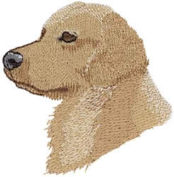 Embroidery Dog Designs (Patterns) - Online Shop