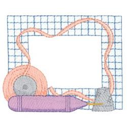 Quilting Border Embroidery Designs : Dakota Collectibles Embroidery Design: Quilting Border 3.15 inches Hx3.90 inches W