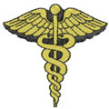MEDICAL LOGO embroidery design
