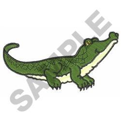 Alligator Embroidery Designs, Machine Embroidery Designs ...  |Alligator Design Embroidery Floss