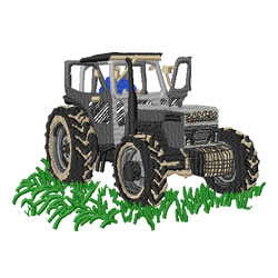 FARM TRACTOR EMBROIDERY DESIGNS - EMBROIDERY DESIGNS
