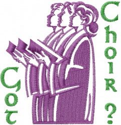 quire members chois embroidery design