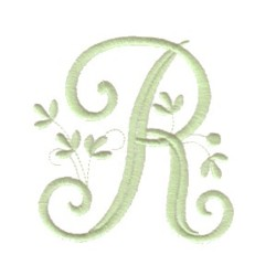 Free Artie Embroidery Alphabet Letter - Embroidery Fonts