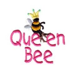 Queen Bee embroi