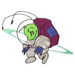 Oklahoma embroidery embroidery design space alien for Space embroidery patterns