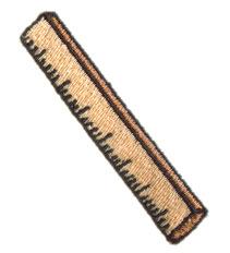 Pinnacle Embroidery Patterns Embroidery Design Ruler 178