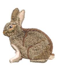 Mini Bunny Embroidery Design