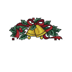 Christmas-greens-p3 embroidery design