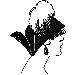 Art Deco Hat Fashion 10 embroidery design