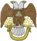 32 Degrees Scottish Rite embroidery design