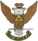 33 Degrees Scottish Rite embroidery design