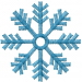 Snowflake 5 embroidery design