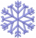 Snowflake 6 embroidery design