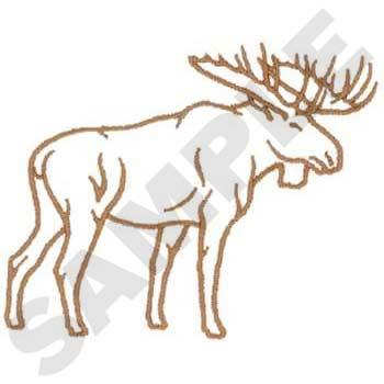 Go Back > Gallery For > Moose Outline Deer Head Stencil