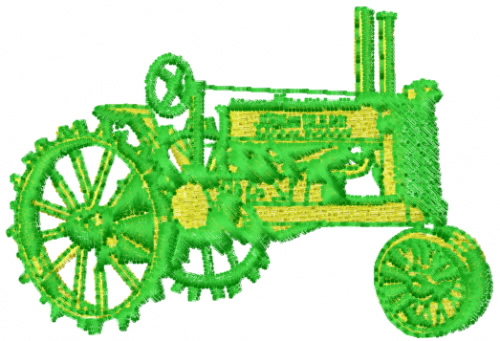 John Deere Embroidery Design | eBay