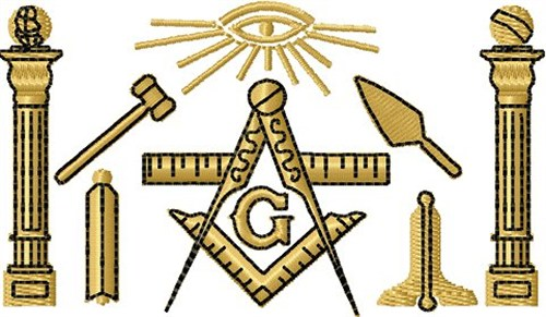 how to read a masonic code book