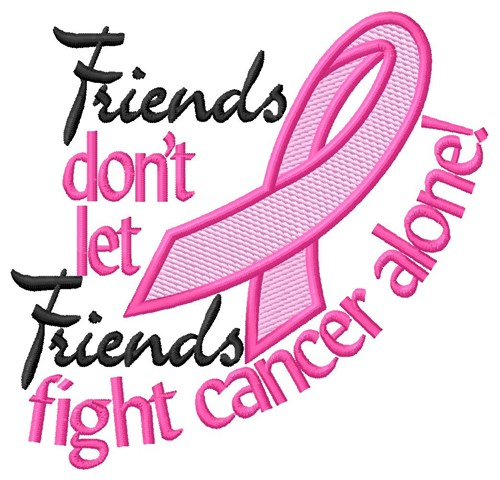 Grand Slam Designs Embroidery Design Fight Cancer 3 75