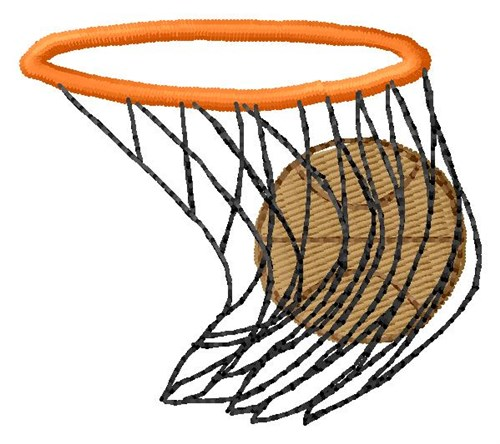 Ma designs embroidery design basketball hoop