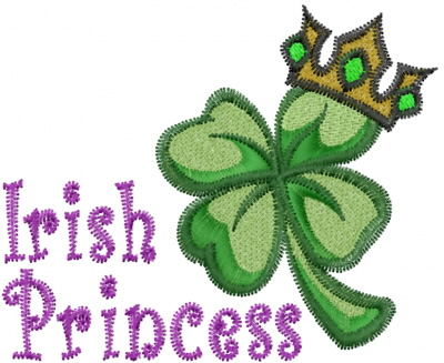 IRISH DESIGN FOR MACHINE EMBROIDERY | Embroidery Designs