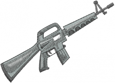 machine gun design