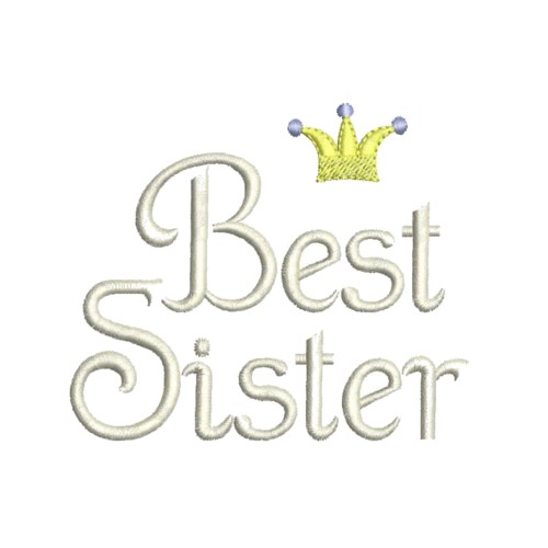 Best Sister Coloring Pages : Best sister ever colouring pages
