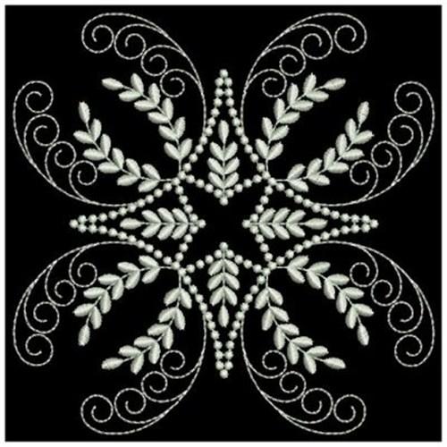 29 Original Whitework Machine Embroidery Designs | Ausbeta.com