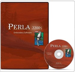 Perla 2200s Digitizing Software