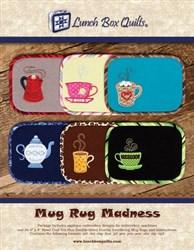 Mug Rug Madness Designs