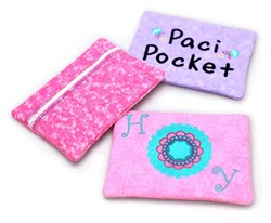 Zip It In-the-Hoop Bags Embroidery CD