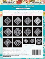 Grandmother's Tablecloth Designs CD By Hope Yoder