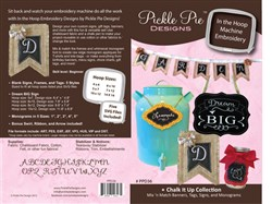 Chalk It Up Designs CD