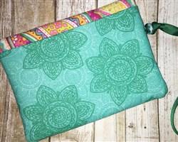 Coloring Book Zipper Bags - Birds Designs CD