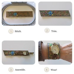 Stitch Swag Fashion Watch Bands
