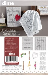 Farmhouse Collection Sentiments