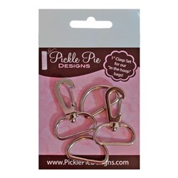 Purse and Bag Hardware Clasp Set