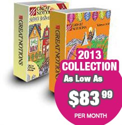 2013 Great Notions Library
