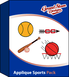 Applique Sports Package