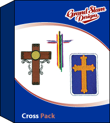 Cross Designs Package 2