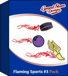 Flaming Sports #3