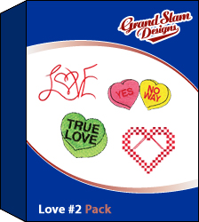 Love Designs Package (#2)