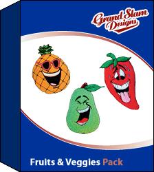 Fruits & Veggies Package