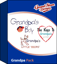 Grandpa Designs Package