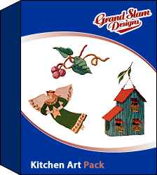 Kitchen Art Package